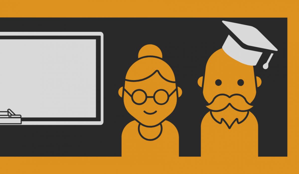 edukacja dla seniorów. Przykłady i źródła